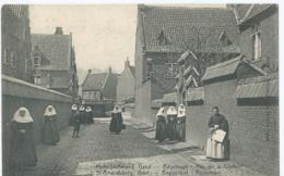 Gent - Gand - Mont Saint-Amand - Béguinage - Rue De La Croix - Kruisstraat - 11497 Star - Gent