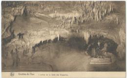 Grottes De Han - L'Entrée De La Salle Des Draperies - Rochefort