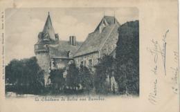 Thuin - Le Château De Solre Sur Sambre - Ed. Nels Série 10 No 3 - 1901 - Thuin