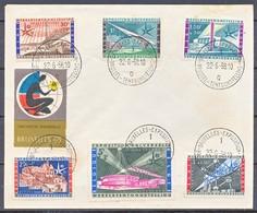 THEMES - Exposition Universelle De Bruxelles 58, Atomium - 22/06/1958 - 1958 – Bruselas (Bélgica)