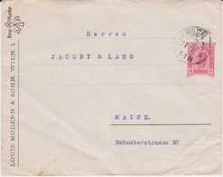 Österreich Austria Privatganzsache PU 10 H Modern & Sohn Wien 1904 - Ganzsachen
