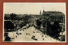 CHINE     CPA  SHANGHAI   Joli Plan      1933   Bon état  (tache En Angle) - Chine