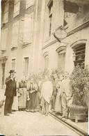 34 BEZIERS PHOTOGRAPHIE HOTEL RESTAURANT DES AMBASSADEURS PROPRIETAIRE JALABERT HERAULT - Antiche (ante 1900)