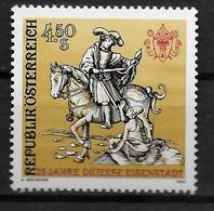 AUTRICHE     N° 1659 * *    Saint Martin Protecteur Du Diocese - Christianisme