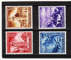 AUA276 DEUTSCHES REICH 1941  MICHL 806/09 ** Postfrisch SIEHE ABBILDUNG - Deutschland
