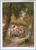 U3182/ Paul Hey  Märchen AK Schneewittchen Ca.1955 - Contes, Fables & Légendes