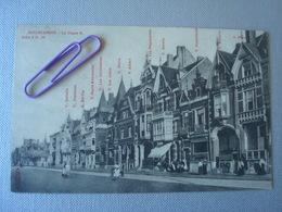 MIDDELKERKE : La Digue B En 1908 - Middelkerke