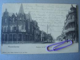 MIDDELKERKE : Pension De La Providence En 1905 - Middelkerke