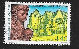 FRANCE 3128 Abbaye De Moutier D'Ahun Creuse . - France
