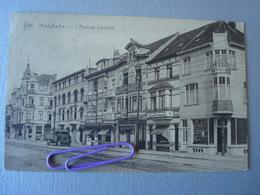 MIDDELKERKE : L'avenue Léopold En 1926 - Middelkerke