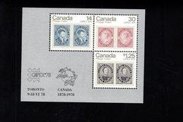 719999092 CANADA 1978 SCOTT  756A CAPEX 78 - 1952-.... Règne D'Elizabeth II