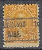 USA Precancel Vorausentwertung Preo, Locals Connecticut, Danielson 482 - Vereinigte Staaten