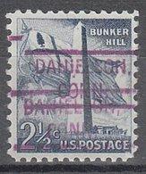 USA Precancel Vorausentwertung Preo, Locals Connecticut, Danielson 804 - Vereinigte Staaten