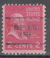 USA Precancel Vorausentwertung Preo, Locals Connecticut, Deep River 704 - Vereinigte Staaten