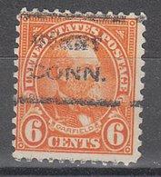 USA Precancel Vorausentwertung Preo, Locals Connecticut, Derby 638-621 - Vereinigte Staaten