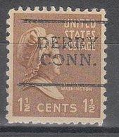 USA Precancel Vorausentwertung Preo, Locals Connecticut, Derby 701 - Vereinigte Staaten