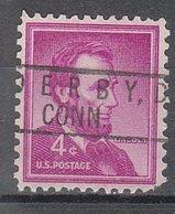 USA Precancel Vorausentwertung Preo, Locals Connecticut, Derby 801 - Vereinigte Staaten