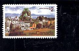 720001402 CANADA 1972 1976 SCOTT  601 LANDSCAPE - 1952-.... Règne D'Elizabeth II