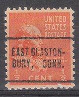 USA Precancel Vorausentwertung Preo, Locals Connecticut, East Glastonbury 705 - Vereinigte Staaten