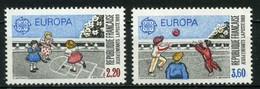 FRANCE    Europa 1989      N° Y&T  2584 Et 2585  ** - France