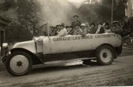 65 - Hautes Pyrénées - Cauterets - Garage Lestable Cauterets - Taxi - C 4151 - Cauterets