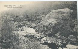 Sart-lez-Spa - La Hoegne - Le Pont Des Cascatelles - Jalhay