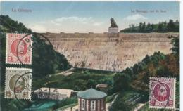 La Gileppe - Le Barrage, Vue De Face - Edition Guggenheim & Co No 16776 - 1928 - Gileppe (Stuwdam)