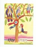 SERIE REVOLUTION .l'arbre De La Libertée  ...SIGNE JEAN DURANEL - Autres Illustrateurs