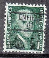 USA Precancel Vorausentwertung Preo, Locals Connecticut, Enfield 839 - Vereinigte Staaten