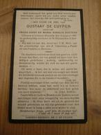 Lokeren Heiende Gustaaf De Cuyper 1897 1930 - Devotieprenten