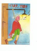 SERIE REVOLUTION .  La Lanterne   ...SIGNE JEAN DURANEL - Autres Illustrateurs