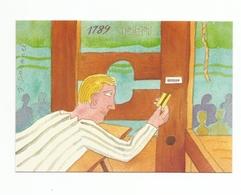 SERIE REVOLUTION .  Ticket De Metro   ...SIGNE JEAN DURANEL - Autres Illustrateurs