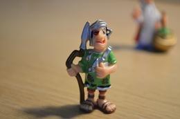 Kinder Astérix - 2003 -Jullius Humerus + BPZ - Cartoons