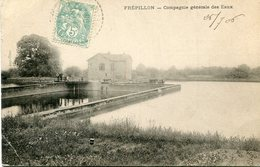 FREPILLON(COMPAGNIE DES EAUX) - Autres Communes