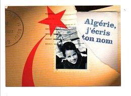 ALGERIE, J'ECRIS TON NOM  FNAC - Autres