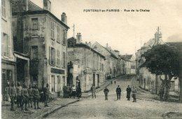 FONTENAY EN PARISIS - France