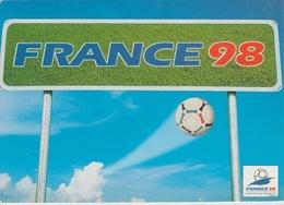 19 / 2 / 295  -  FRANCE 98   - C. P. M. - Football