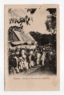 - CPA TAMATAVE (Madagascar) - Autrefois La Procession De La Fête-Dieu - Edition P. Ghigiasso - - Madagascar