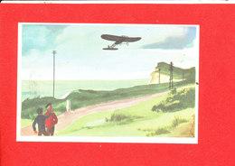 La Premiere Traversée De La Manche Par Blériot    285  SERIE 25 - Aviateurs