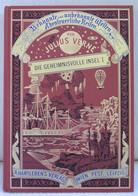 [H] +++ Jules Verne : Die Geheimnisvolle Insel, Teil 1 - Reprint Hartleben Verlag +++ - Boeken, Tijdschriften, Stripverhalen