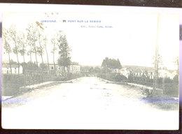 Cpa Jamoigne  1907 - Chiny