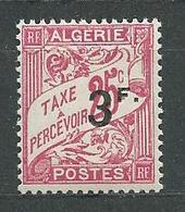 ALGERIE  TAXE  N°  14  **  TB 2 - Algérie (1924-1962)