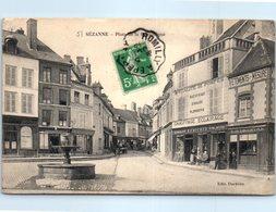 51 - SEZANNE -- Place De La République - Sezanne