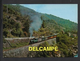 DF / CHEMINS DE FER / TRAINS / CHEMIN DE FER DU VIVARAIS / LIGNE TOURNON - LAMASTRE DOUCE PLAGE - Trains