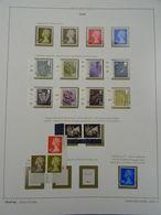 Lotto Francobolli Gran Bretagna Dal 2011 Al 1986 Nuovi MNH** Completo Di Cartella A22 + Libretti E Foglietti - Gran Bretagna