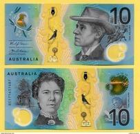 Australia 10 Dollars P-63 2017 UNC - Australia