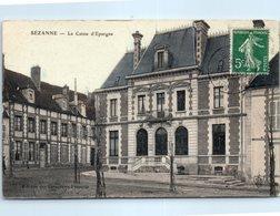 51 - SEZANNE --  La Caisse D'Epargne - Sezanne