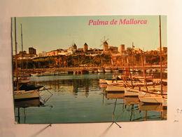 Palma De Mallorca - Moulins De Jonquet Et Club Nautique - Palma De Mallorca