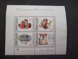 PORTUGAL. 1979  MI BLOCK 25. YV BLOCK 25  POST MUSEUM    MNH **. (02/42.NVT) - Neufs