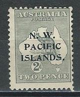 New Guinea SG 94,  Mi A20I II * MH Type C - Papouasie-Nouvelle-Guinée